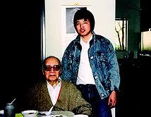 11 1992  在洛杉矶和刘海粟老师合影.jpg