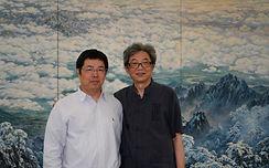 66 2013 06 参加冯健亲老师苏州画展.jpg