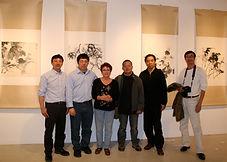 49 2010 10 南通画院来威大交流和展览.jpg