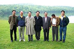 26 2003 美国中国银行行长,联合国副秘书长,联合国安理会主席,美国中远总裁