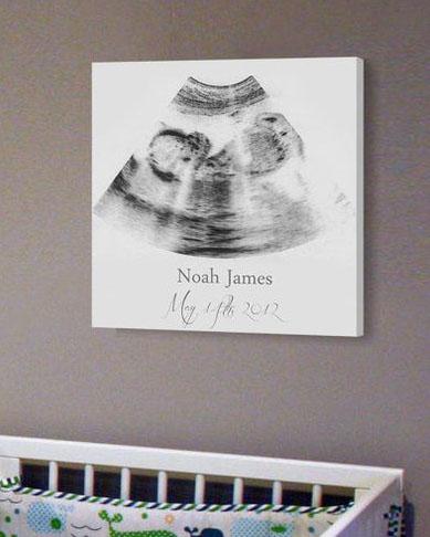 tela con feto
