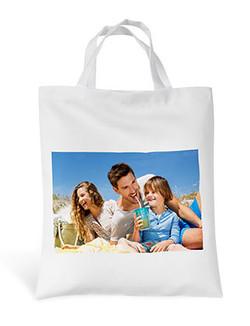 borsa in tessuto personalizzata
