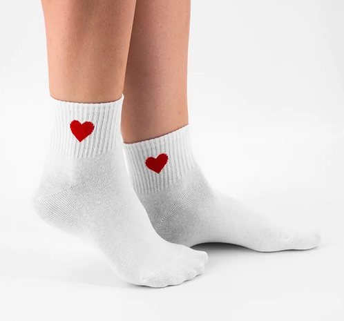 Socken Herz