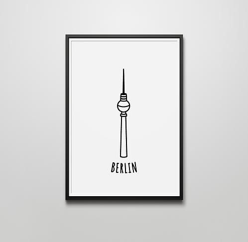 Berlin Druck A4