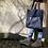 Thumbnail: Tote Bag Palme, Welle & Surfbrett