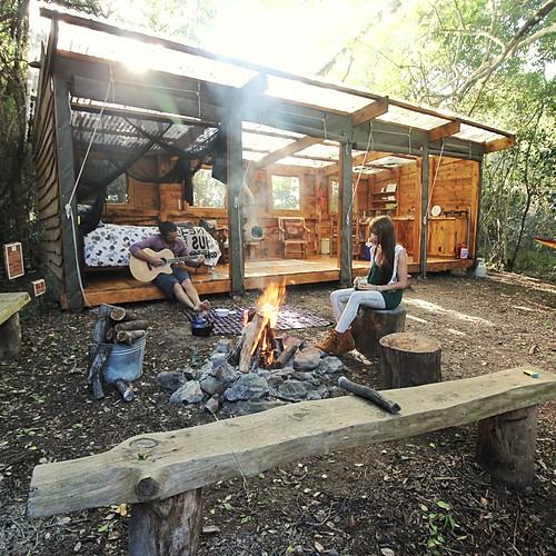 Platbos Forest Cabin