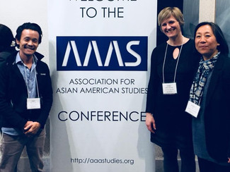 The Orange Story at the 2018 AAAS Conference