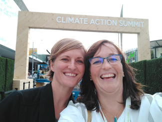 CBDM at Global Climate Action Summit