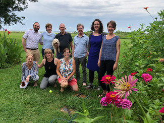 Climate Connections retreat