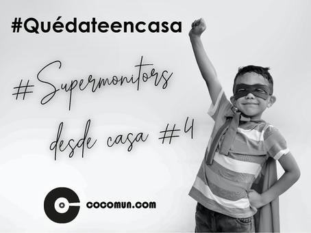 #Supermonitors desde casa #4 - Técnica del SUPERYO! para monitores/as