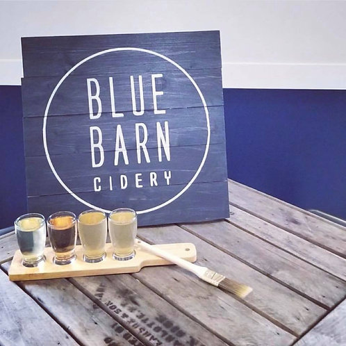 Blue Barn Cidery Open Workshop, August 11th, 11-2p