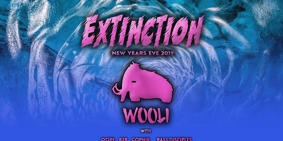 Extinction NYE feat. Wooli