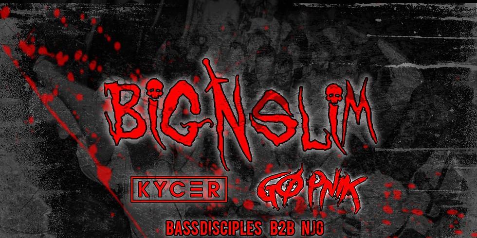 Big N Slim with Kycer, Gopnik + More