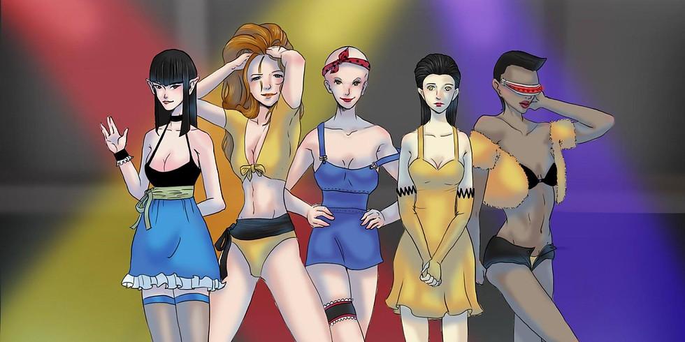 Beam Me Up, Hottie!: A Star Trek Burlesque Show