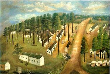 Howard's Grove - Site of the Original Hospital in Richmond, VA
