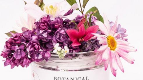 Floral Bath Milk 200gm Jar