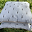 Thumbnail: Highland Stag piped Velvet 50cm x 50cm Cushion