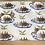 Thumbnail: Rabbit and Christmas Pudding-InsulatedHostess Hammock