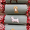 Thumbnail: Set of Four Fetch/Holly  Reusable Crackers