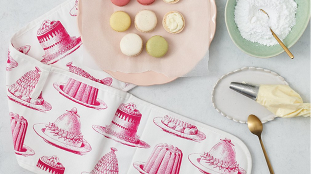 Jelly & Cake Double Oven Glove