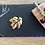 Thumbnail: Mini Etched Stag Cheese Board and Cheese Knife