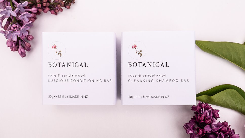 Shampoo & Conditioning Bar Combo