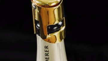 Gold Bee  Champagne Stopper