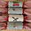 Thumbnail: Set of Four Holly and Mid Winter Christmas Reuseable Crackers