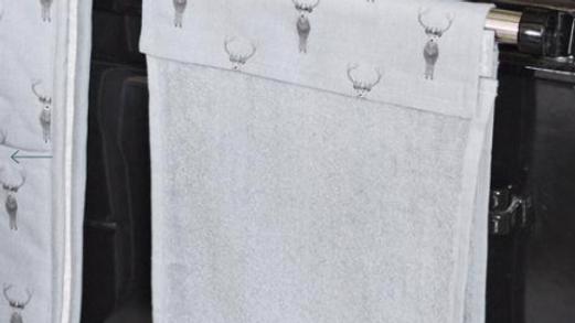 Highland Stag - Roller Hand Towel
