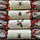 Thumbnail: Set of Four Bees/Holly  Reusable Crackers