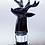 Thumbnail: Stag Glass Bottle Stopper