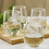 Thumbnail: Set of Four Bee Stemless Glasses