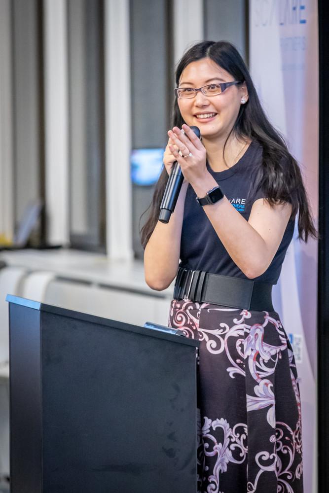 Chief Operating Officer, Jenny Li