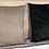 Thumbnail: Velvet Euro Pillow COVER Horse Left