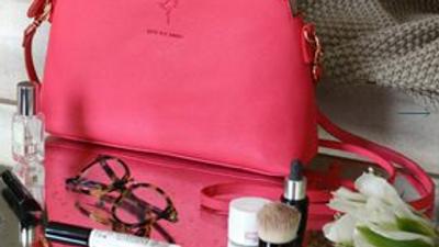 Flamingos Mini Shoulder Bag