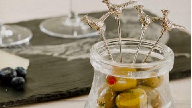 Four Pheasant Olive Picks