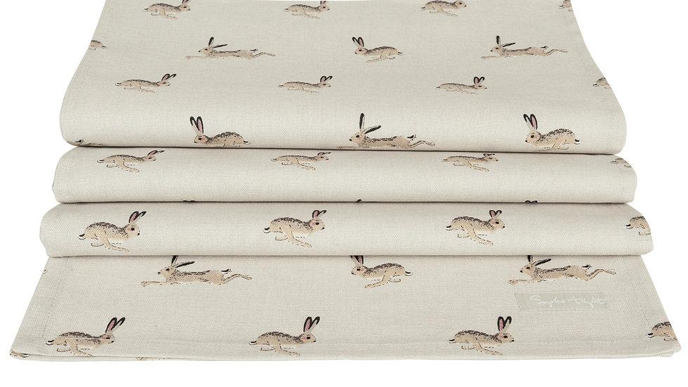 Hare Table Runner