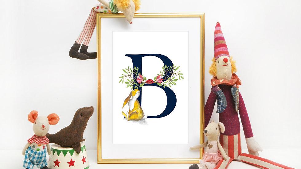 Letter Prints