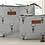 Thumbnail: Large Canvas Highland Stag Wash Bag