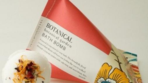 Botanical Garden Bath Bomb