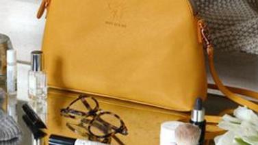 Bees Mini Shoulder Bag