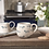 Thumbnail: Dachshund Stoneware Nibbles Bowl