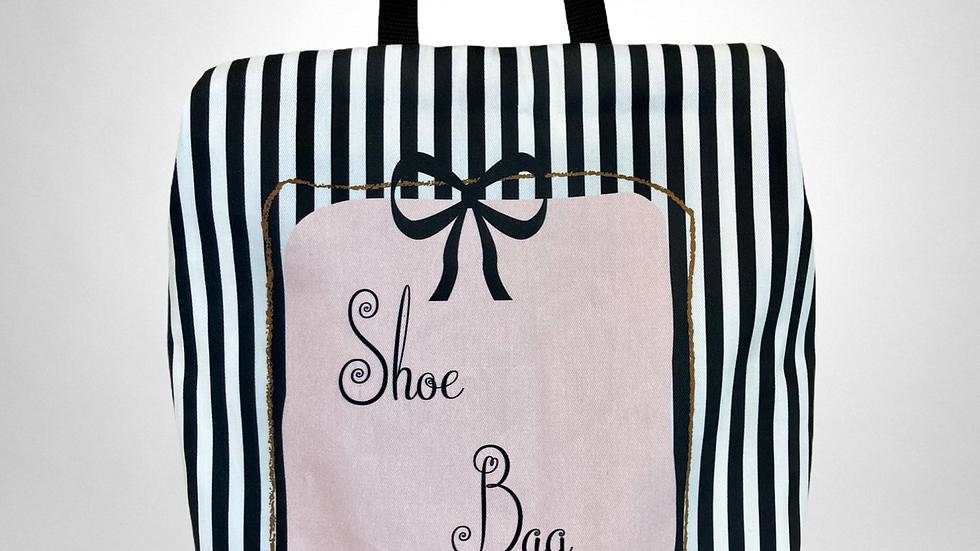Light Weight Cotton Twill - Shoe Bag