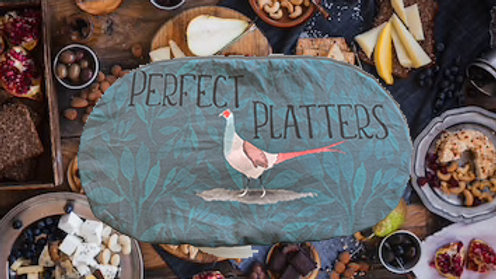 """Perfect Platters"" Food Cover"