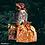 """Thumbnail: Set of Three Reusable Christmas Bags """"Vintage Christmas Dogs"""""""