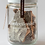 Thumbnail: Dark Chocolate & Almond Toffee 200g Jar