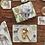 Thumbnail: Set of three Stag Handkerchiefs
