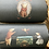 Thumbnail: Set of Four Vintage Christmas Dogs  Reuseable Crackers