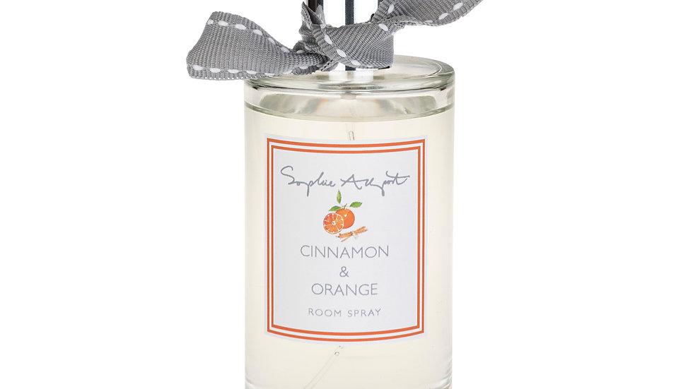 Cinnamon & Orange Room Spray