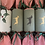Thumbnail: Set of Four Labrador  and Holly Christmas Reuseable Cracker
